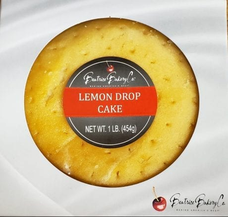 Picture of Premium Lemon Drop Cake
